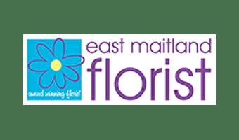East Maitland Florist logo
