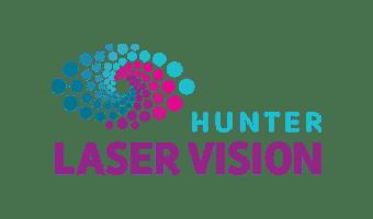 Hunter Laser Vision logo